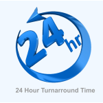 24-Hours-Tournaround-Time