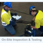 On Site Inspection & Testing